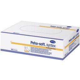 Peha-soft® syntex puderfrei unsteril Untersuchungshandschuhe Gr. XL 9 - 10