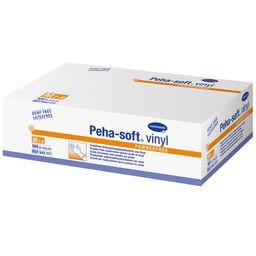 Peha-soft® vinyl powderfree Untersuchungshandschuh Gr. M 7 - 8
