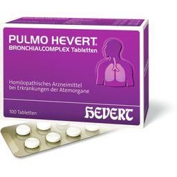 PULMO HEVERT® BRONCHIALCOMPLEX Tabletten