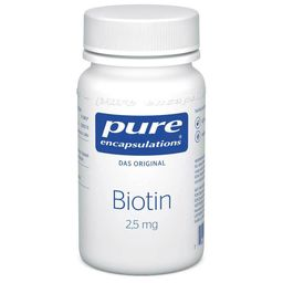 Pure Encapsulations® Biotin 2,5mg