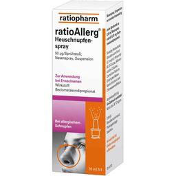 ratioAllerg® Heuschnupfen Nasenspray