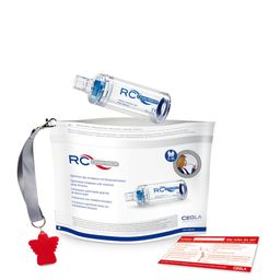 RC-Chamber® mit Mundstück für Erwachsene und Kinder