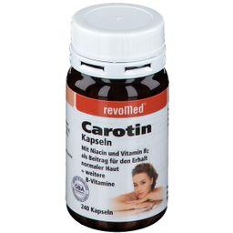 revoMed Carotin mit B-Vitaminen