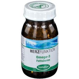 Sanatur Omega-3 Fischöl