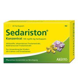 Sedariston® Konzentrat 100 mg/50 mg