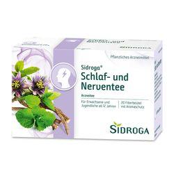 Sidroga® Schlaf- und Nerventee