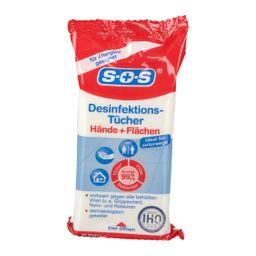 SOS Desinfektionstücher