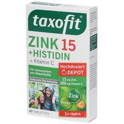 taxofit® Zink + Histidin + Vitamin C