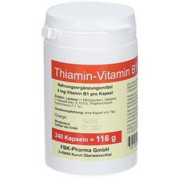 Thiamin-Vitamin B1