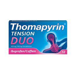 Thomapyrin® TENSION DUO 400 mg / 100 mg Ibuprofen / Coffein