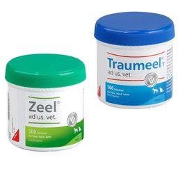 Traumeel® und Zeel® ad us. vet. Vorteils-Set für Hund und Katze