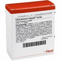 Ubichinon-Injeel® forte Ampullen