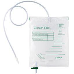 Urimed® B Bags Urinbeutel mit Ablauf unsteril