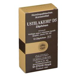 Ustilakehl® D5 Suppositorien