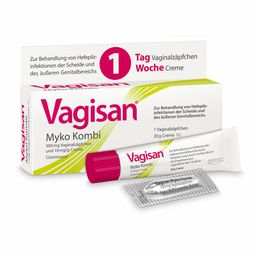 Vagisan® Myko Kombi