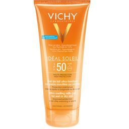VICHY Gel-Milch + 100 ml VICHY Beruhigende After-Sun Milch GRATIS