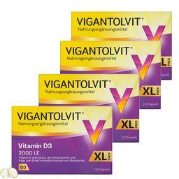 VIGANTOLVIT® Vitamin D3 2000 I.E.