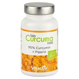 Vitactiv Curcuma 3000 - Bio