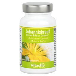 Vitactiv Nerven Balance Complex Mit Johanniskraut