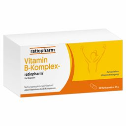 Vitamin B-Komplex-ratiopharm® Kapseln