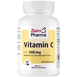 Vitamin C Kapseln 500 mg ZeinPharma