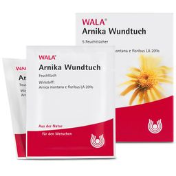 WALA® Arnika Wundtuch