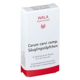 WALA® Carum Carvi comp. Säuglingszäpfchen