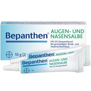Bepanthen® Augen- und Nasensalbe thumbnail
