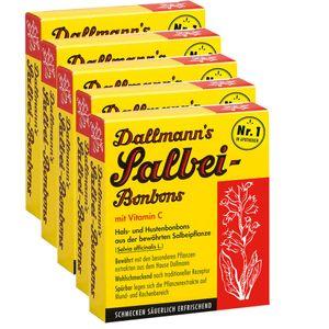 DALLMANNS® Salbeibonbons Fünferpack thumbnail