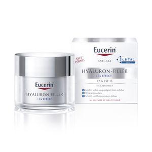 Eucerin® Hyaluron-Filler Tagespflege für trockene Haut thumbnail