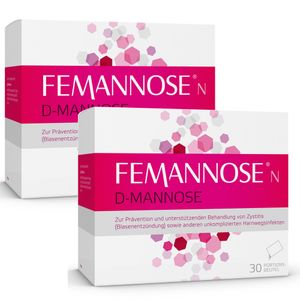 FEMANNOSE® N D-Mannose Doppelpack thumbnail
