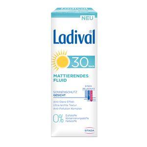 Ladival® mattierendes Fluid für das Gesicht LSF 30  thumbnail