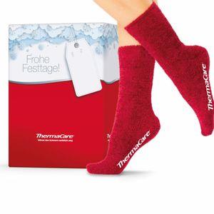 ThermaCare® Rücken 2X6 Stück + Socken Gr. 37-41 thumbnail