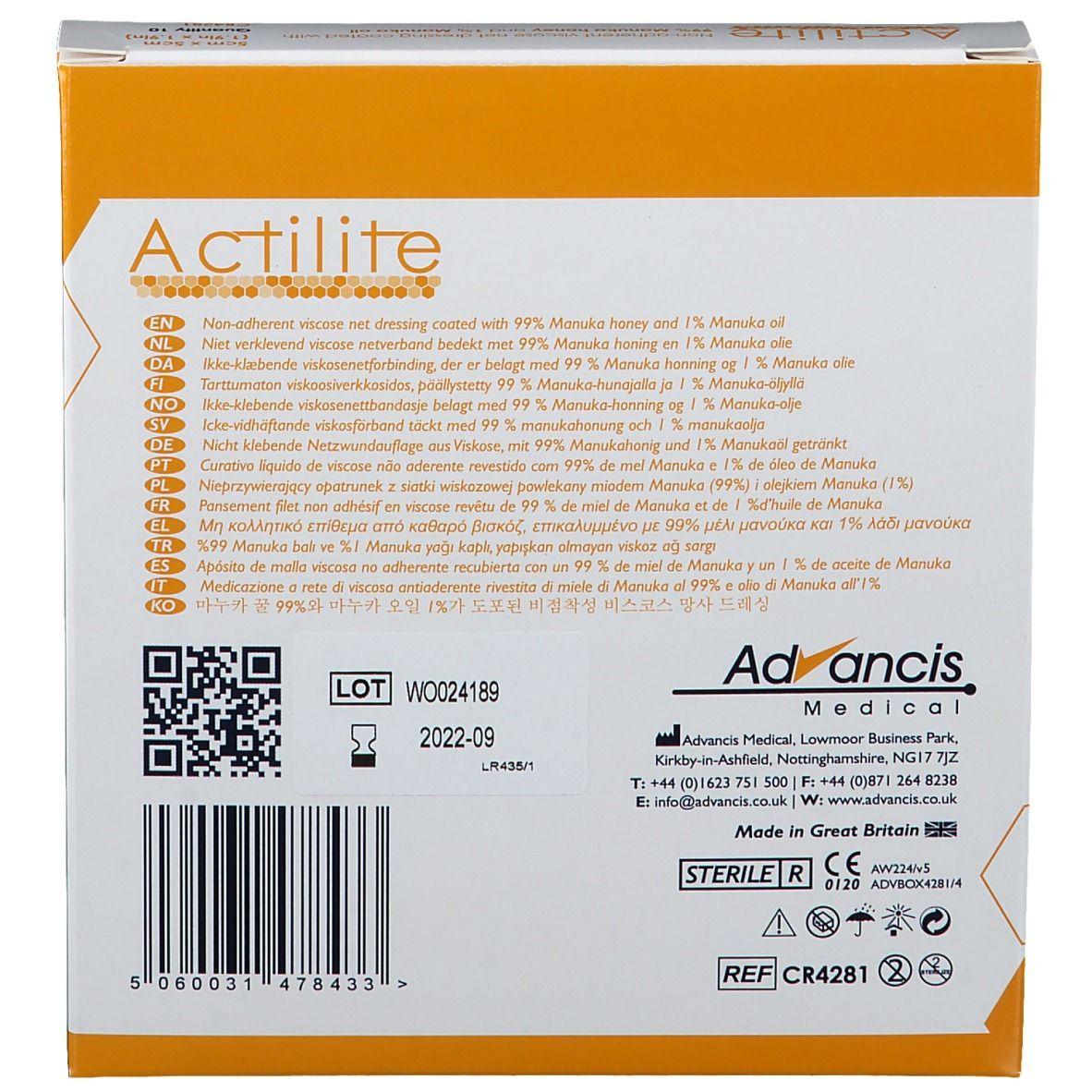 Actilite 5 x 5 cm