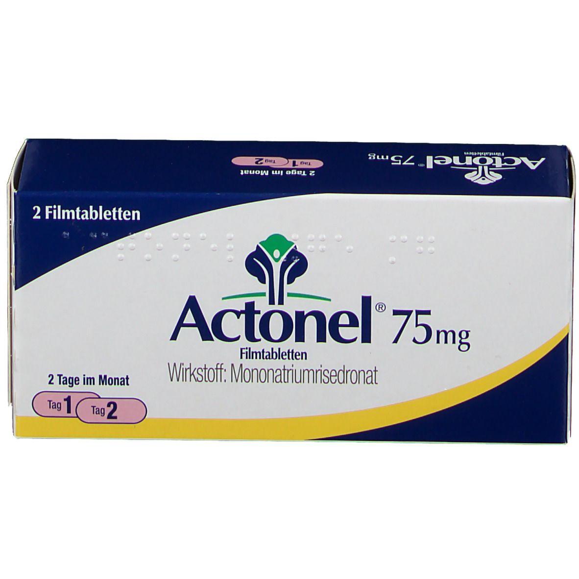 ACTONEL 75 mg Filmtabletten