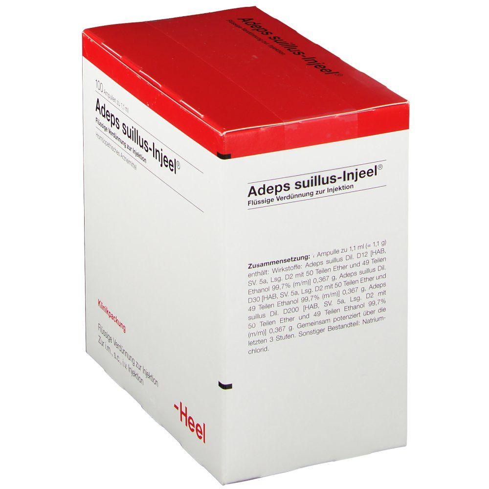 Adeps suillus-Injeel® Ampullen