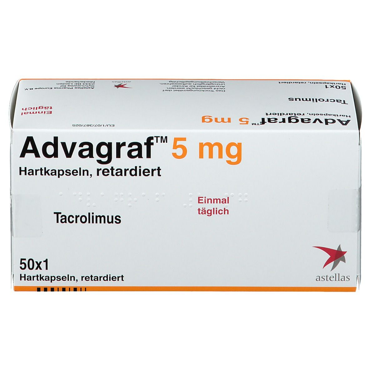 Advagraf 5 mg Retardkapseln