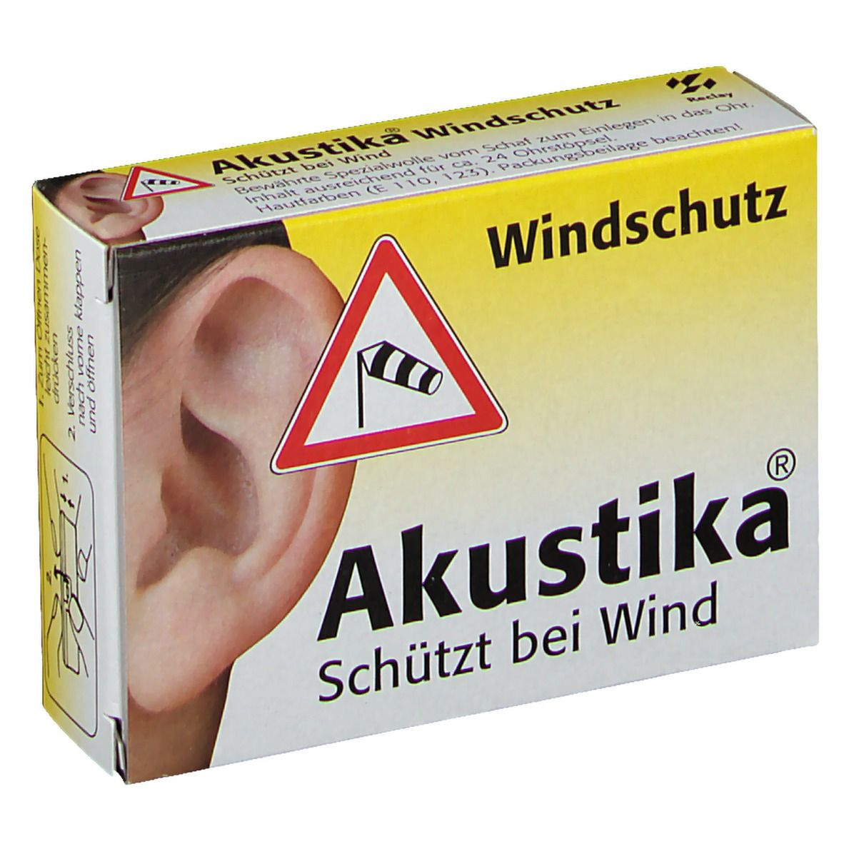 Akustika® Windschutz