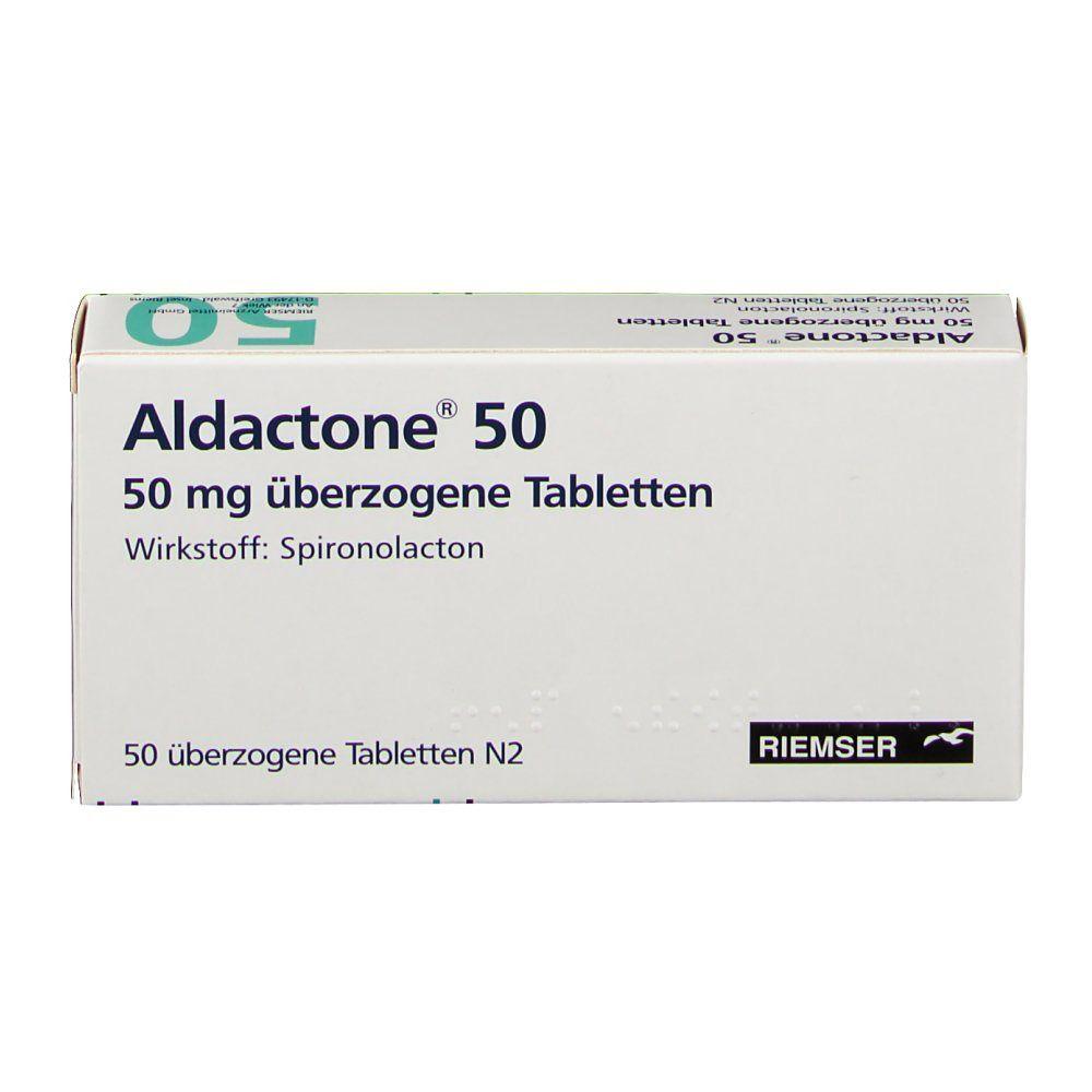 Aldactone 50 Dragees