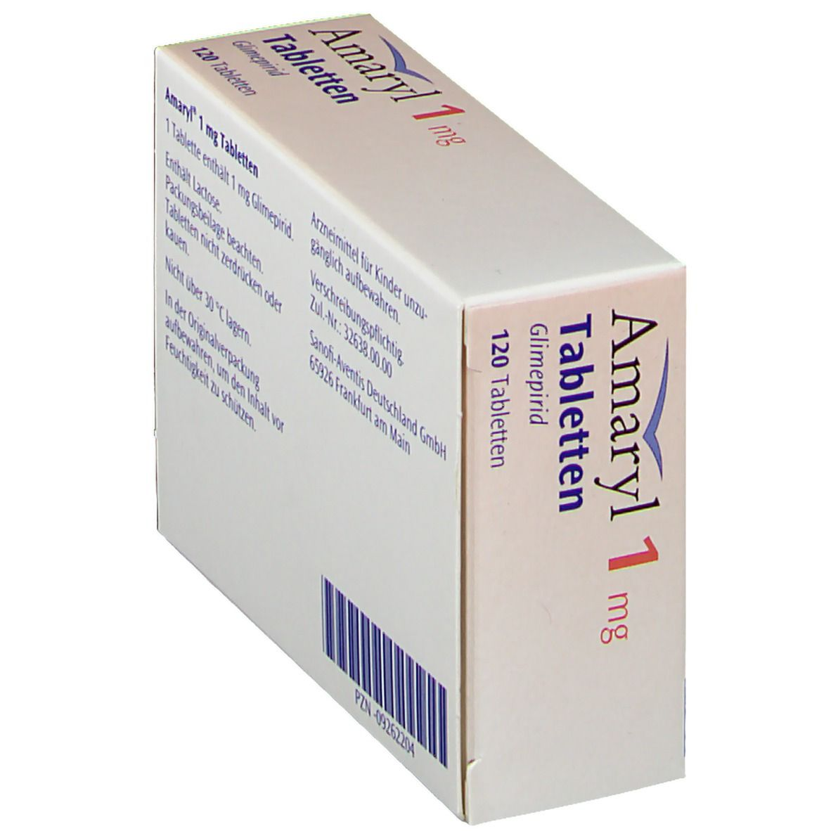 Amaryl® 1 mg Tabletten
