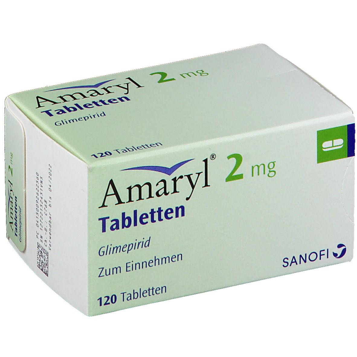 Amaryl aon side effects