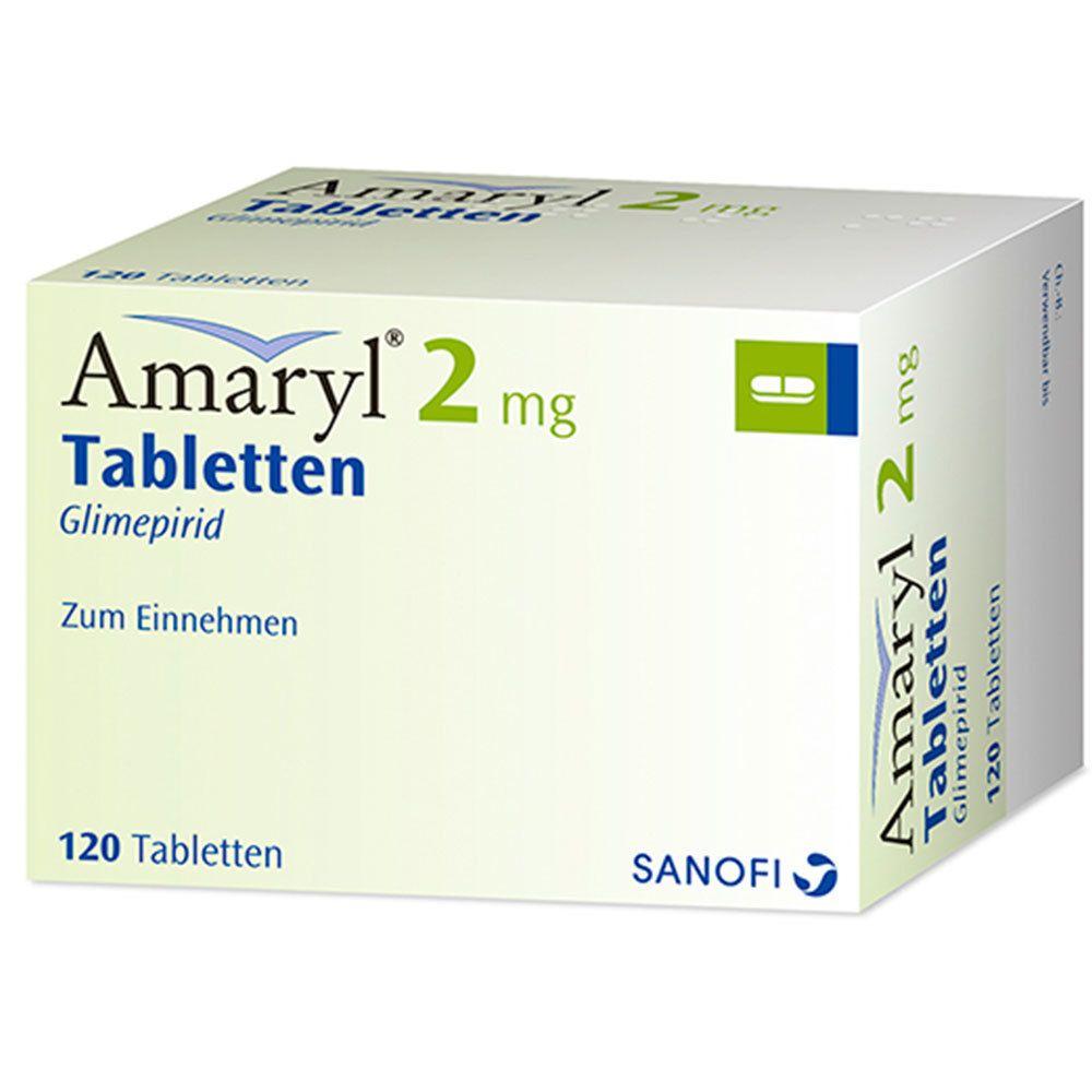Amaryl® 2 mg Tabletten