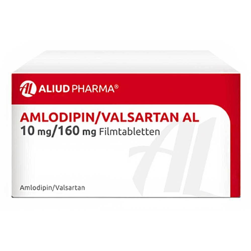 AMLODIPIN/Valsartan AL 10 mg/160 mg Filmtabletten