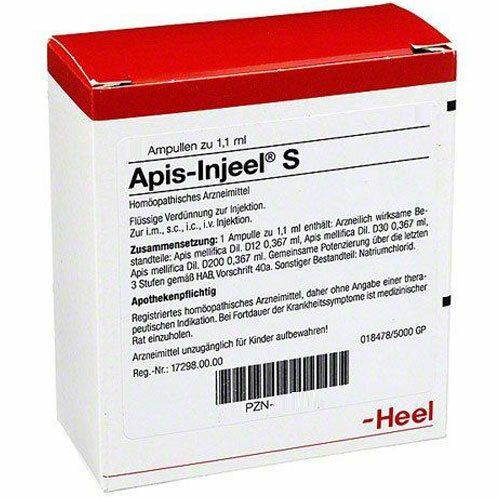 Apis-Injeel® S Ampullen