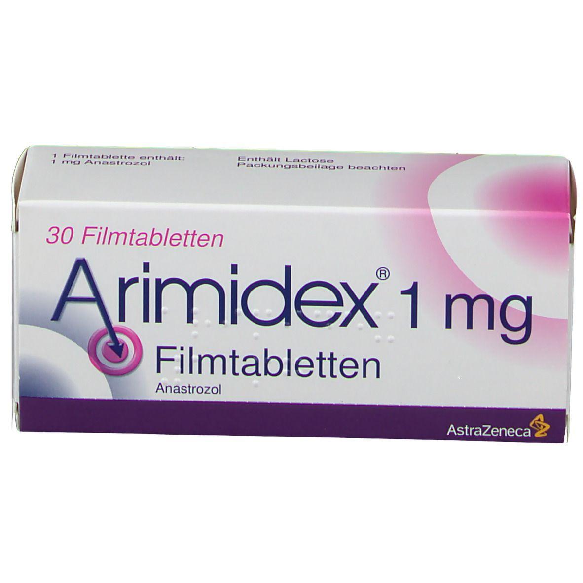 Arimidex mx side effects mayo clinic