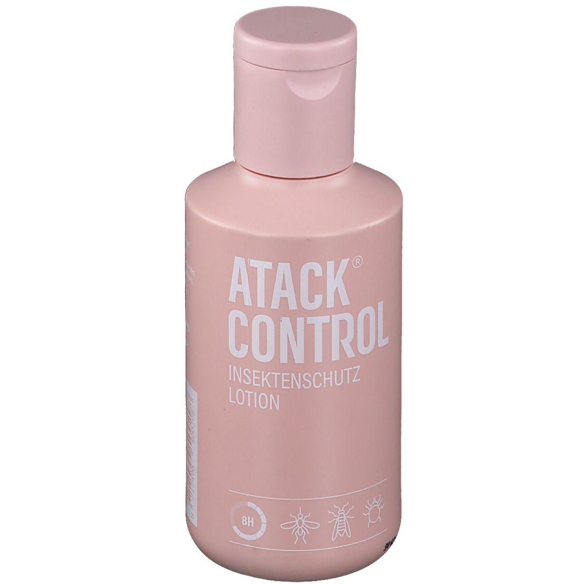 Atack Control Insektenschutz Lotion