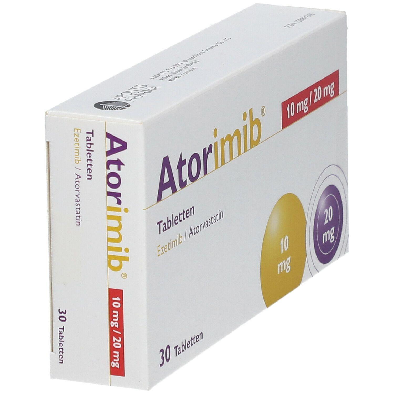 ATORIMIB 10 mg/20 mg Tabletten