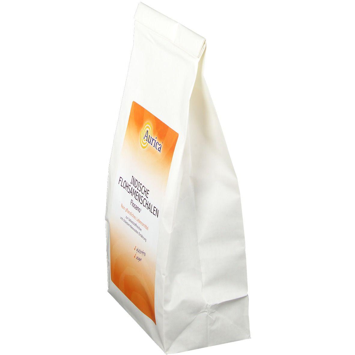 Aurica® Indische Flohsamenschalen Flosano®
