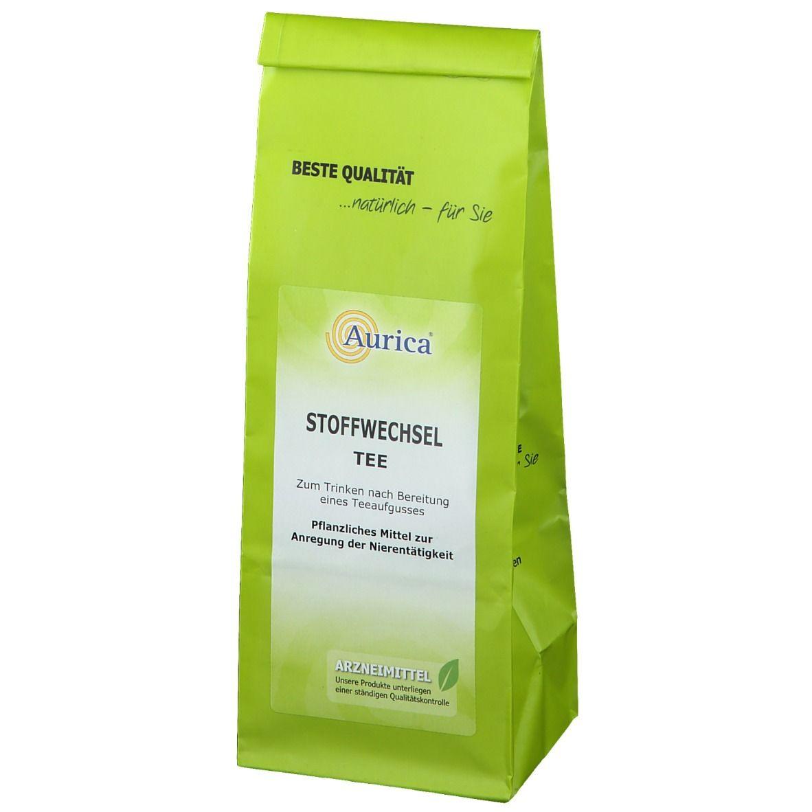 Aurica® Stoffwechsel Tee 100 g - shop-apotheke.com