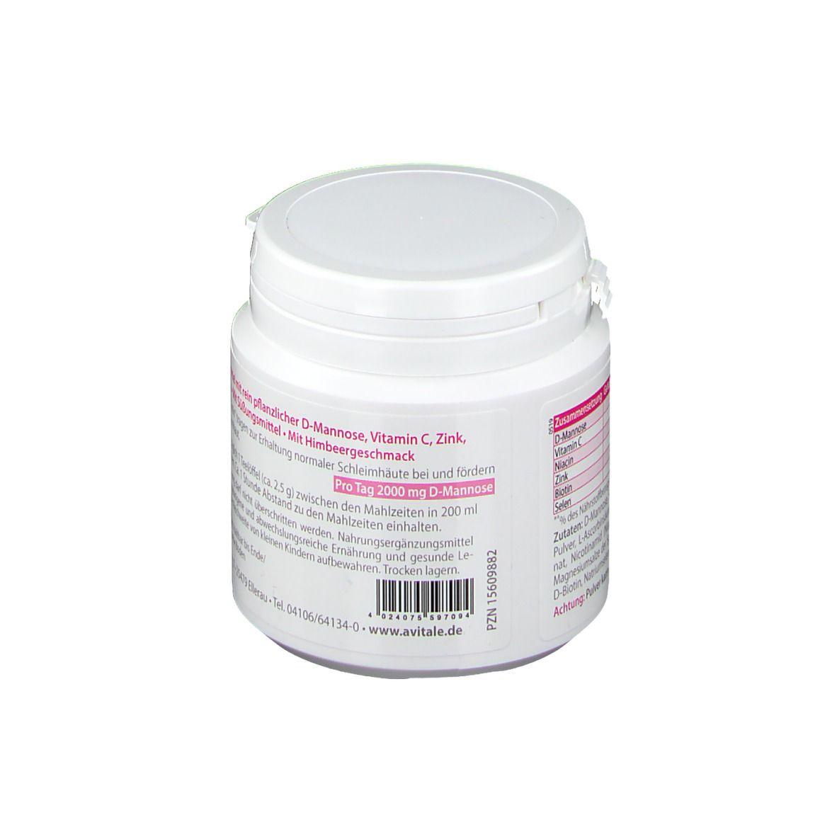 Avitale D-Mannose Plus 2.000 mg